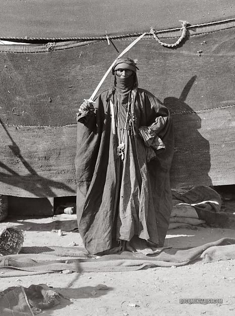 Bedouin Warrior: 1900-1920 | Documentarist | Historic Photo Archive