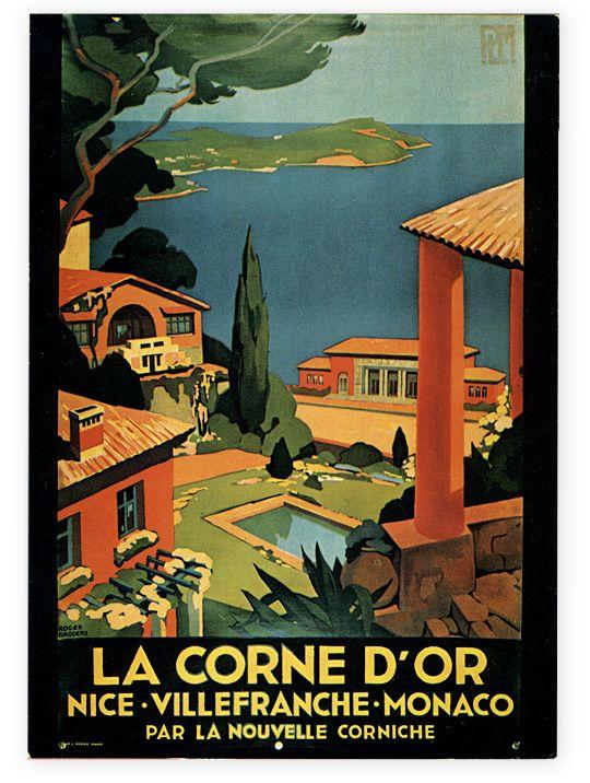 65 best affiches roger broders images on pinterest vintage travel posters poster vintage and. Black Bedroom Furniture Sets. Home Design Ideas