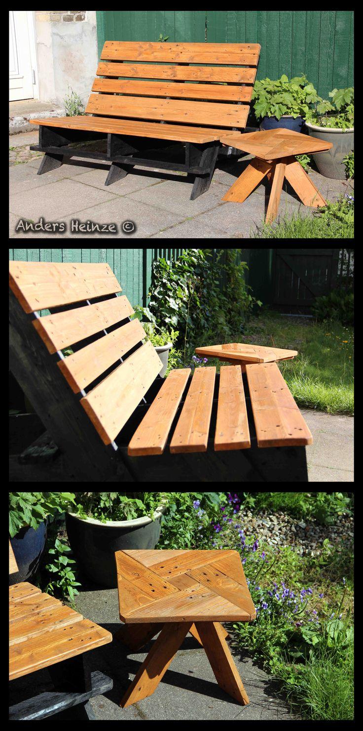 pallet furniture, diy pallet