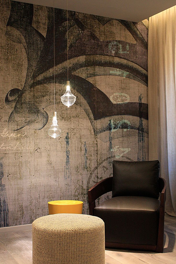 Panoramic wallpaper NEW COLLECTION PREVIEW by N.O.W. Edizioni made in Italy