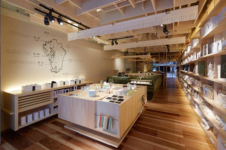 151E tea shop, Fukuoka – Japan » Retail Design Blog