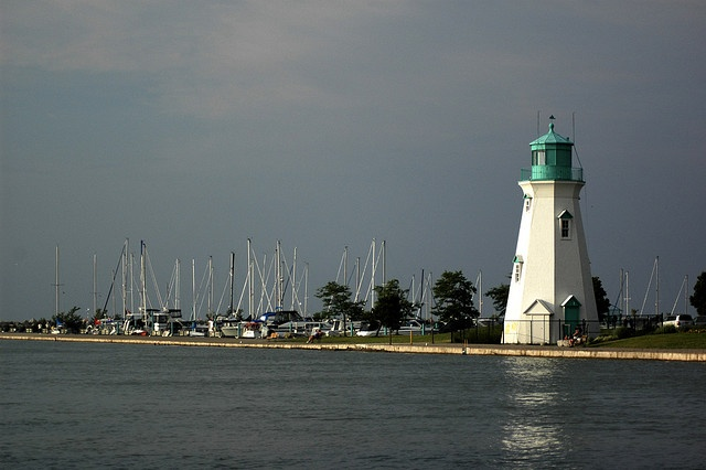 Port Dalhousie, ON. by Steve Courson