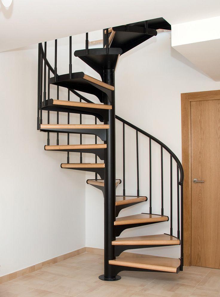 Las 25 mejores ideas sobre escalier colima on en for Ver escaleras de caracol