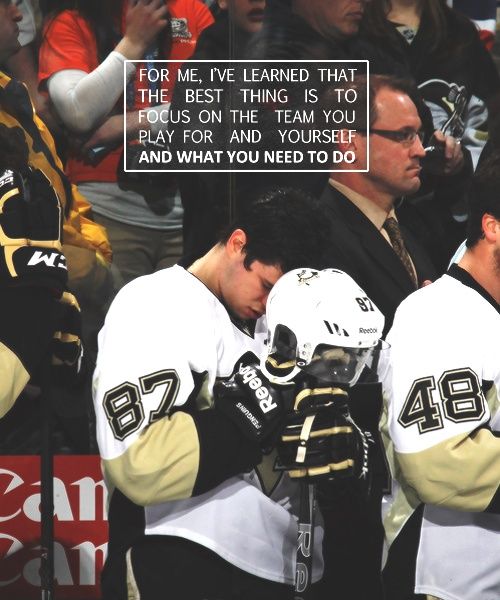 """Sidney Crosby. and yes i pinned it to my """" dream house"""" board. he is in my dream house haha"""