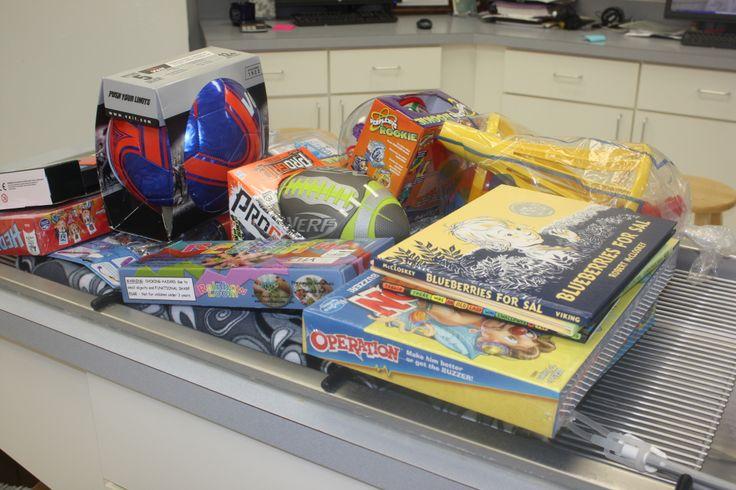 Toys! #Animal Hospital #Veterinarian #Pets #Vet #KAH #FrederickMaryland #Christmas #GivingBack
