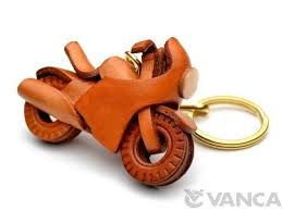 Key chain for bike
