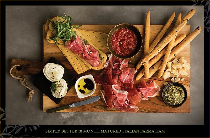 Sourced from the Parma region of Italy, our Simply better Parma Ham is matured for a minimum of 18 months to deliver a truly distinctive flavour making it the perfect accompaniment to any Antipasti board.