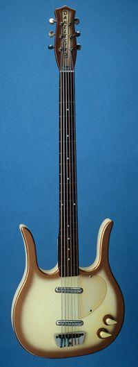 First Baritone Guitar