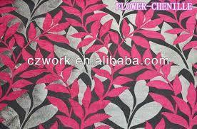 Afbeeldingsresultaat voor meubelstoffen zwart roze gebloemd