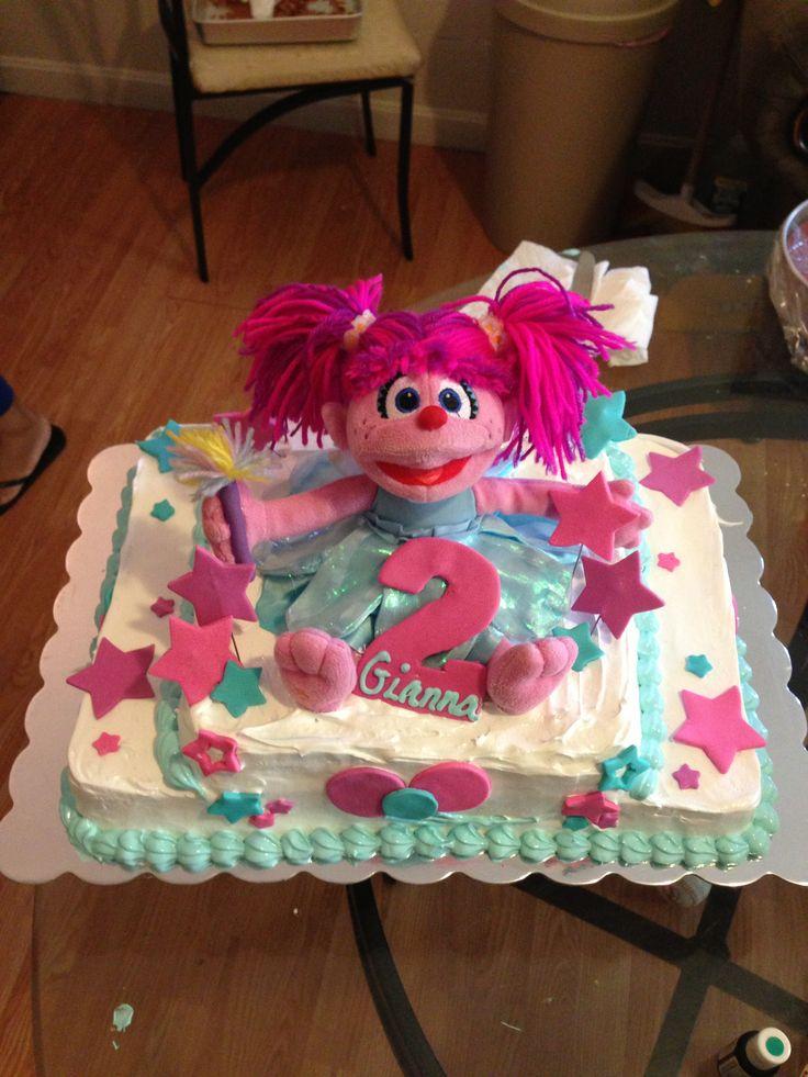 Abby Cadabby Cake Cake Decorating Pinterest Cakes
