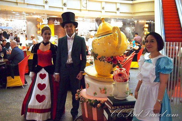The Mad Hatter's Champagne Brunch @ Shook! KL