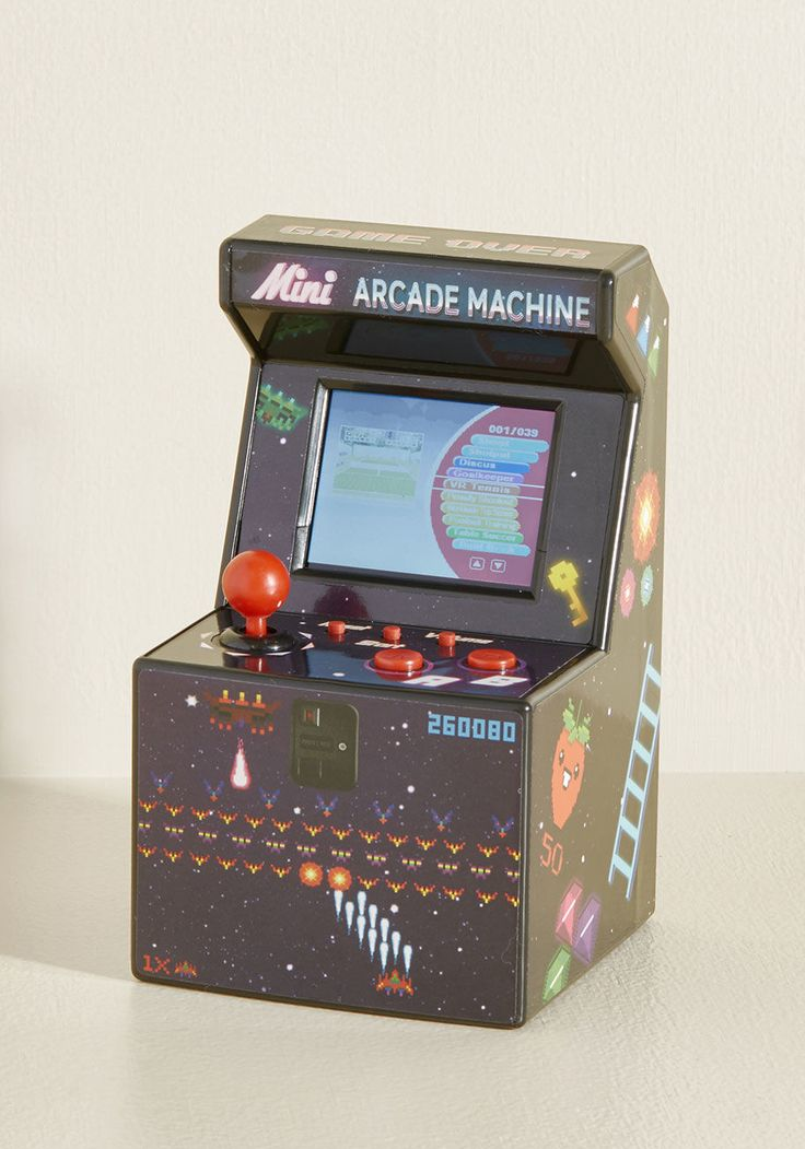 Next Stop, Coin-Op Mini Arcade Machine