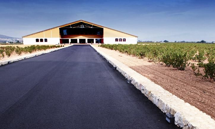 Bodegas Señorío de Barahonda. (Yecla, Murcia. Spain). Una selección de @Enoturis #enoturismo #oenotourisme #winelovers #winetourism @BarahondaYecla