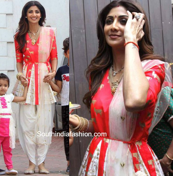 Shilpa Shetty in Masaba photo
