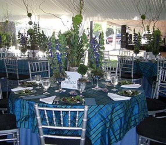 Scottish Wedding Reception