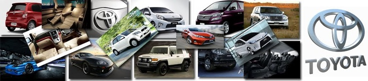 Toyota agya, Toyota alphard, Toyota supra, Toyota avanza, Toyota kijang, Toyota yaris, and all about Toyota cars