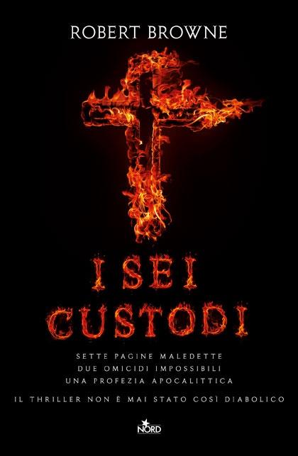 Sette pagine maledette. Due omicidi impossibili. Una profezia apocalittica. Il thriller non è mai stato così diabolico.