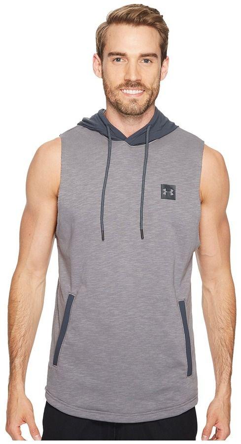 Under Armour Sportstyle Sleeveless Hoodie Men's Sweatshirt