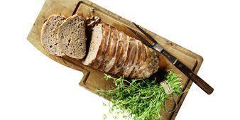 Pihvijauheliha-pekonimureke. Hyvä ruoka, parempi mieli.
