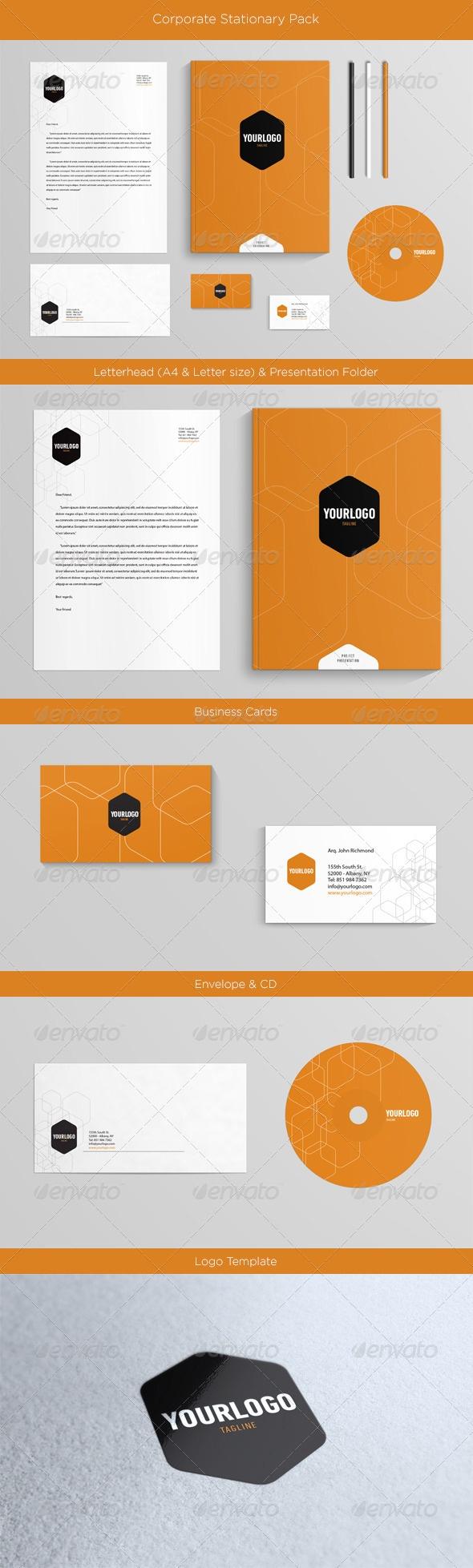 44 best Briefpapier images on Pinterest   Brand design, Corporate ...