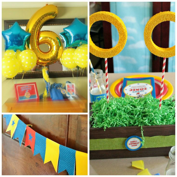 Sonic The Hedgehog Party By Cupcake Wishes Birthday Dreams Www Cwbdparties