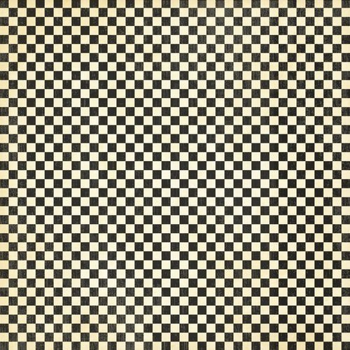 """The front of """"Checkers"""" from Mother Goose, a new paper collections from Graphic 45! #graphic45 #summerrelease"""