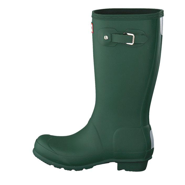 Köp Hunter Original Kids Hunter Green Gröna skor | Höga gummistövlar för Barn ✓ Fri frakt ✓ Fri retur ✓ Snabba leveranser. Prisgaranti!