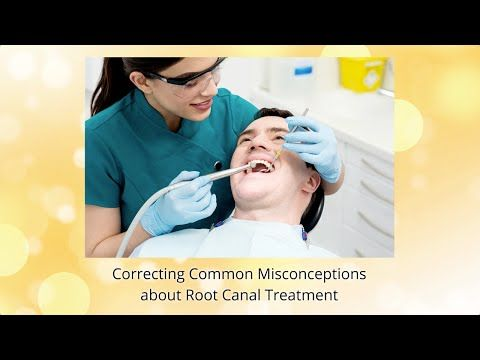 Five Corrections for Misconceptions about Root Canal Treatment allsmilesdentalpractice.com.au