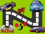Racing Car Sticker Charts - Reward Charts 4 Kids