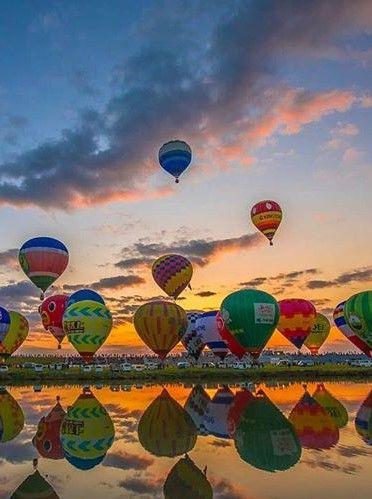 Saga International Balloon Fiesta, Japan, 佐賀インターナショナルバルーンフェスタ, 日本