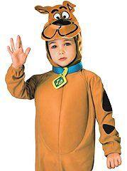 Scooby Doo Kids Dog Costume