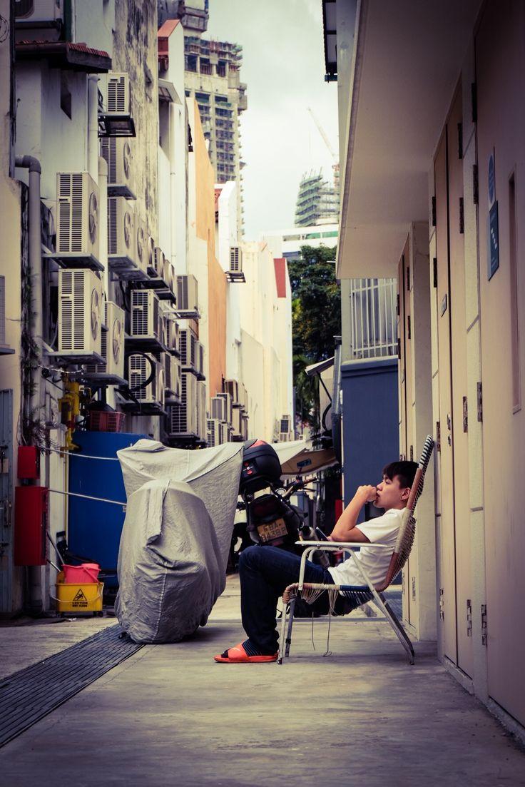 Singapour - l'envers du décor Avril 2015 Photographe : Pascal Subtil
