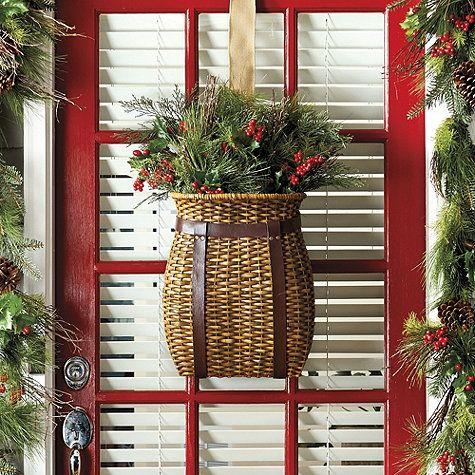 Adirondack Hanging Basket - Ballard Design