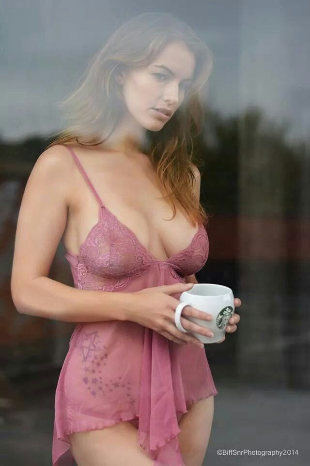Hot large breasted women