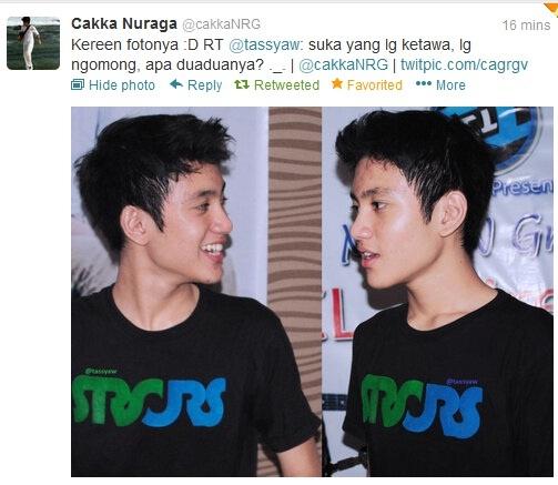 #retweet #cakka #twitter