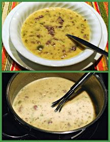 The Iowa Housewife: #29 Is Fine Cheeseburger Chowder