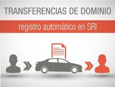 DESDE ENERO DE 2016 REGIRÁ REGISTRO AUTOMÁTICO DE CONTRATOS PARA COMPRA VENTA DE VEHÍCULOS USADOS
