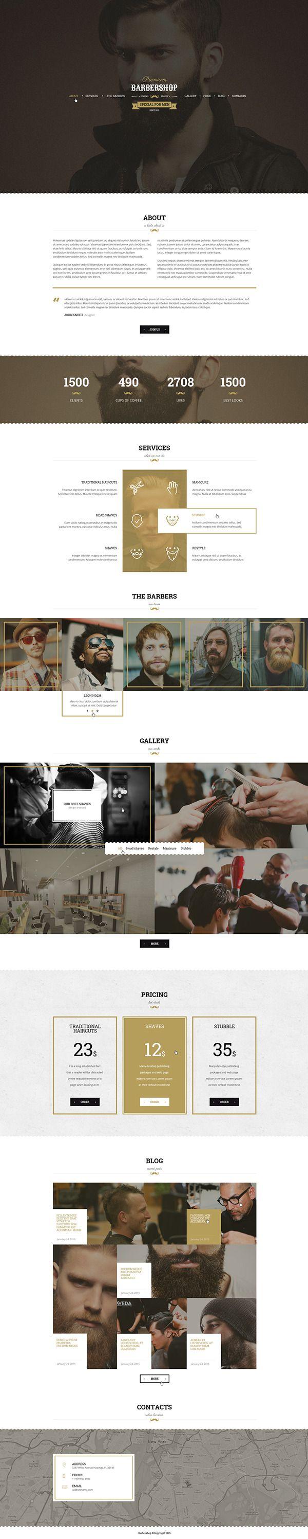 https://www.behance.net/gallery/24583189/Barbershop-One-Page-Barbers-Theme