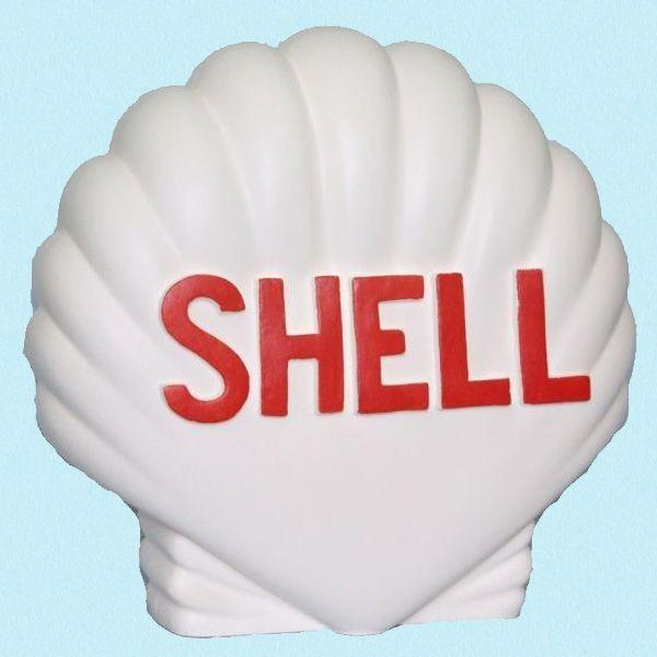 Shell lampe fra Ruth66. Om denne nettbutikken: http://nettbutikknytt.no/ruth66-no/