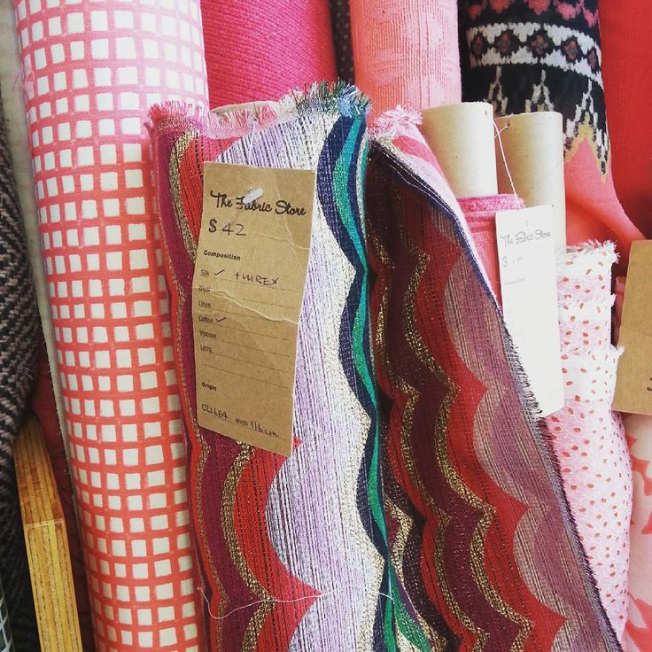 Fabric lust today @wearethefabricstore wouldn't this make a magical skirt? :) :) #sewnz #thefabricstore
