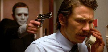 James Franco in First #Bank Robbery Horror Film 'The Vault #NewMovies #first #franco #horror #james