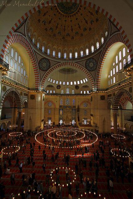 Suleiman Mosque (Süleymaniye Camii), Istanbul