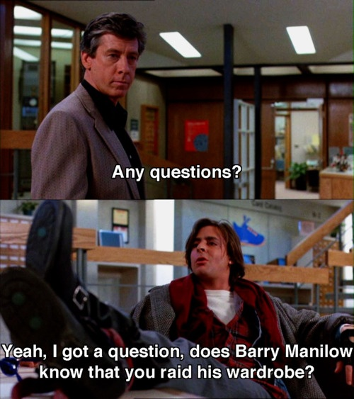Comedy Movies .. The Breakfast Club