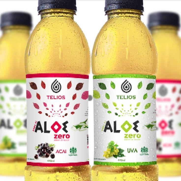 Aloe zero ACAI Amazonico y UVA #aloevera #agualoe #bebidasaludable #aloelight #aloezero #superfoods #superfuds #bienestar #sabor #hidratate #enfomra #vidasaludable #fit #amor