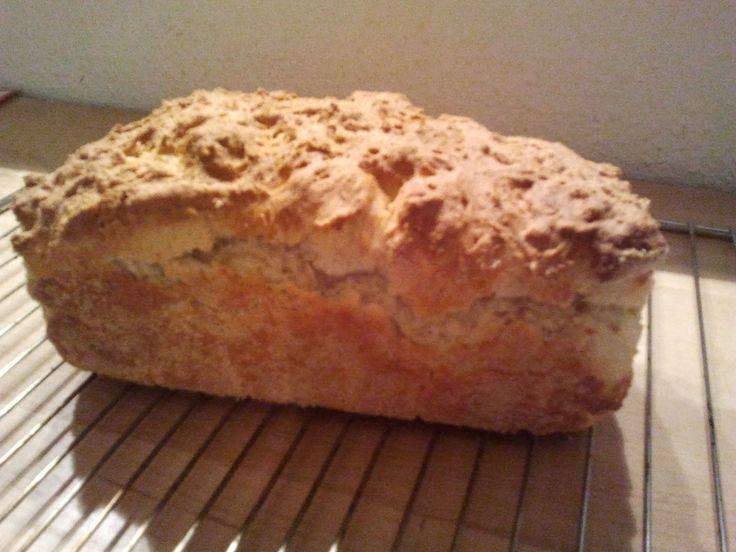 Rezept Quarkbrot ohne Hefe von Mupfel64 - Rezept der Kategorie Brot & Brötchen