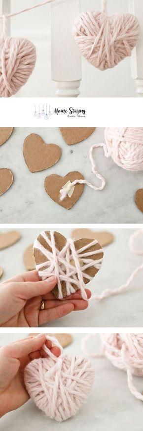 Walentynkowe pomysły na własnoręczne i praktyczne prezenty! – Tchor…