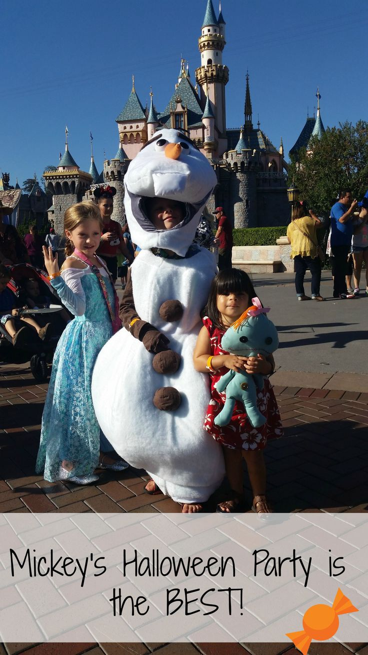 68 best Mickey's Halloween Party! images on Pinterest