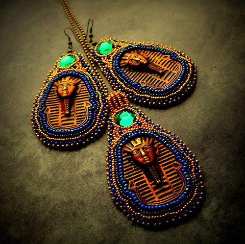 ...voyage en Egypte n.3 - náhrdelník