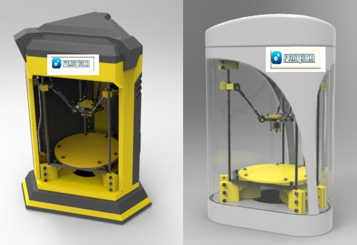 PrintM3 3D Printer Launches On Indiegogo For $199 - Specifications for the new PrintM3 3D Printer include a printing area of 220 mm² and a printing speed of 4800 mm/m with a height of around 220 mm with the availability to use either PLA and ABS compatible 1.75mm+-0.1mm 3D printing materials. | Geeky Gadgets