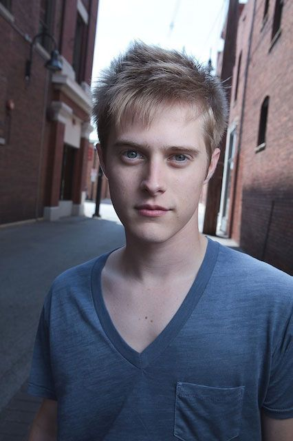 American actor, Lucas Grabeel...